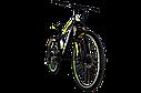 "Велосипед Titan Evolution 26"" Black-LightGreen-White, фото 2"