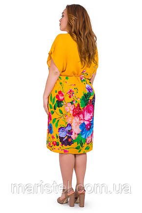 Повседневное женское платье 012-1, фото 2