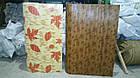 "Бамбуковые обои ""Листья бамбука"" коричневые, 1,5 м, ширина планки 8 мм / Бамбукові шпалери, фото 6"