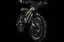 "Велосипед Titan Porsche 24"" Black-Green-Gray, фото 2"