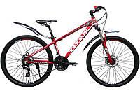 "Велосипед Titan Flash 26"" Red-White-Gray"