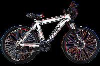 """Велосипед Titan Solar 26"""" White-Red-Black"""