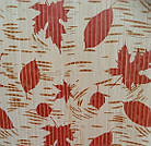 "Бамбуковые обои ""Осень"", 1,5 м, ширина планки 17 мм / Бамбукові шпалери, фото 2"