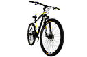 "Велосипед Titan Solar 29"" Black-Yellow-White, фото 2"