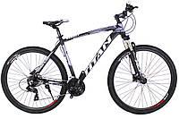 """Велосипед Titan Egoist 29"""" Black-Gray-White"""