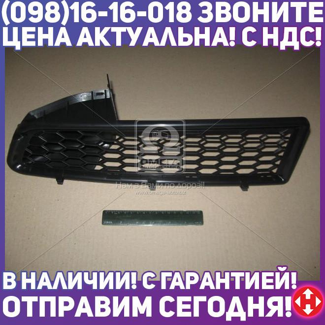 ⭐⭐⭐⭐⭐ Решетка бампера  левая DACIA LOGAN -08 SDN (пр-во TEMPEST)