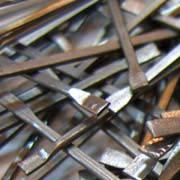 Фибра металлическая 1х50 для армирования бетона, цена