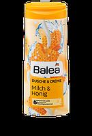 Крем- гель для душа Balea Milch & Honig
