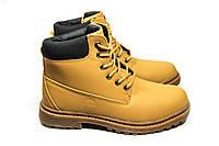 Зимние ботинки (на меху) женские Timberland 11-042 (реплика)