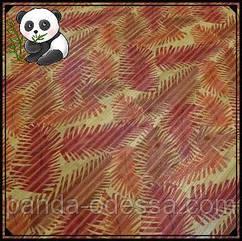 """Бамбукові шпалери """"Папороть"""", 1,5 м, ширина планки 17 мм / Бамбукові шпалери"""