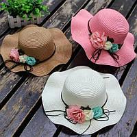 Шляпка для девочки Леди
