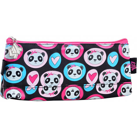 Пенал мягкий Lovely panda, 20*8*3, фото 2