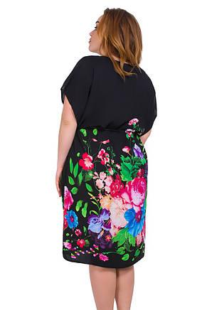 Женское повседневное платье 012-2, фото 2