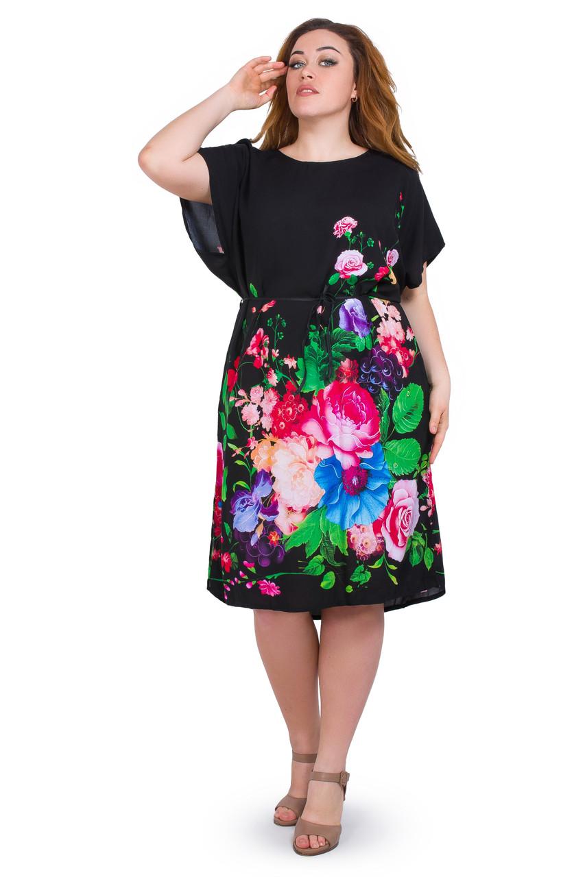 Женское повседневное платье 012-2