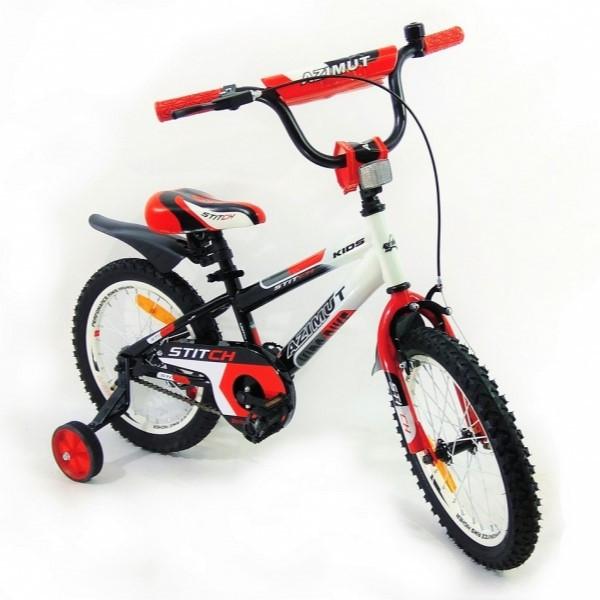 "Велосипед Azimut Stitch 18"""