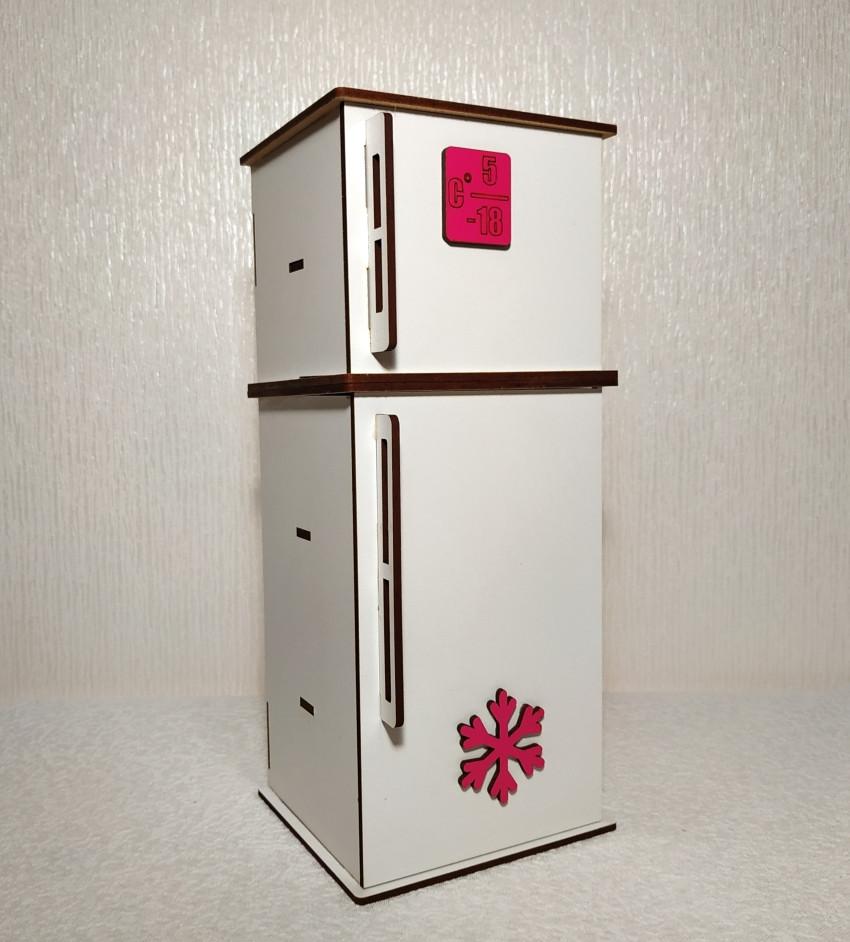 Игрушка Холодильник 2 для кукол Барби, Братц, Монстер Хай