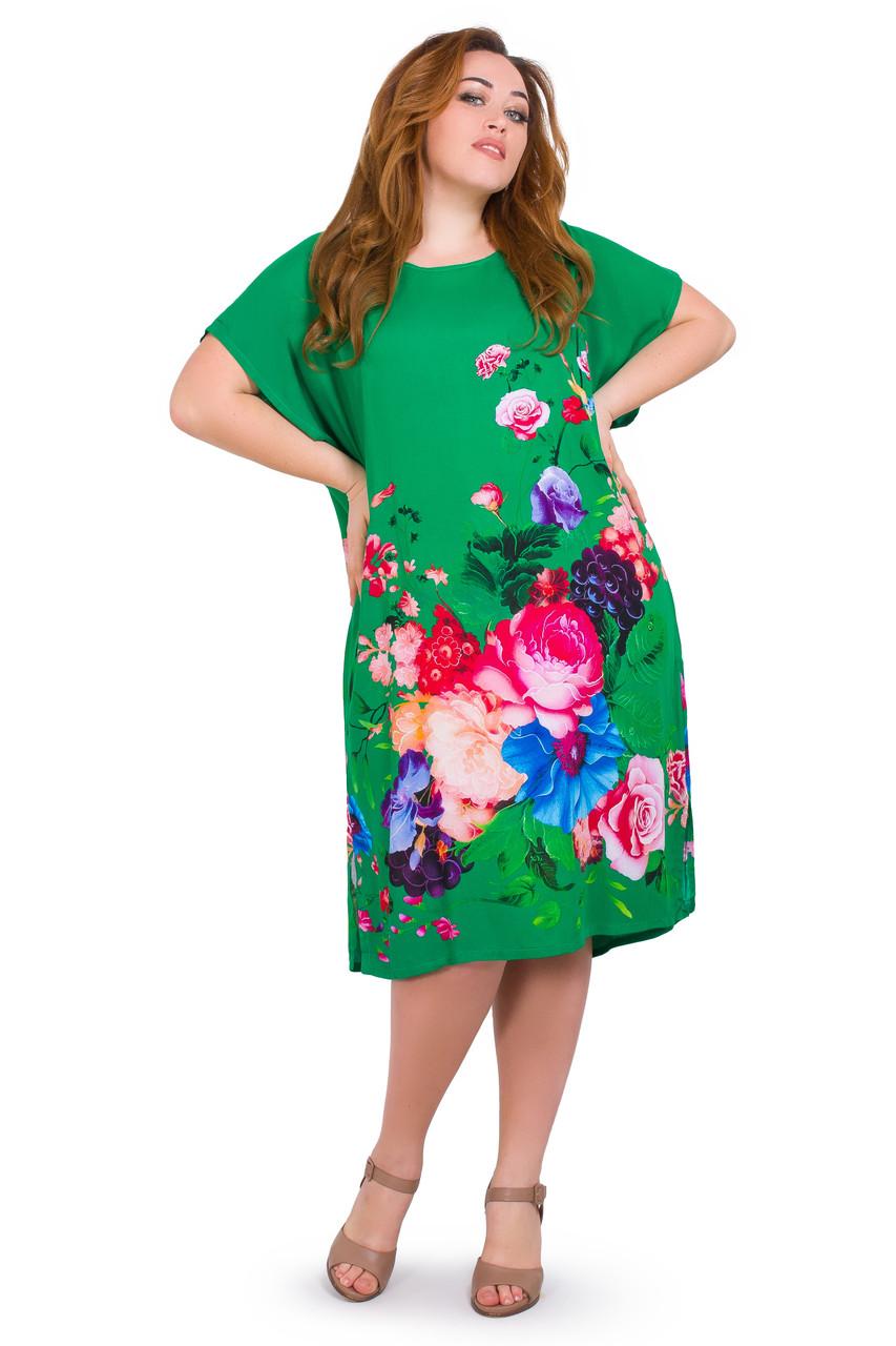 Повседневное платье 012-3