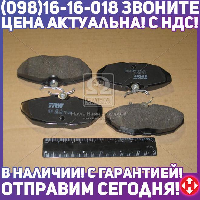 ⭐⭐⭐⭐⭐ Колодки тормозные ЯГУАР задние (производство  TRW) ЯГУАР,XДЖ,С-ТАЙП, GDB1398