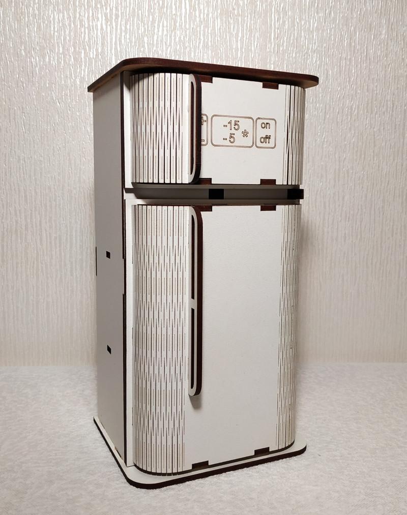 Игрушка Холодильник 1 для кукол Барби, Братц, Монстер Хай