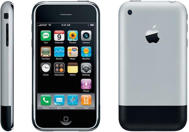 Хотите взглянуть на первую рекламу iPhone?