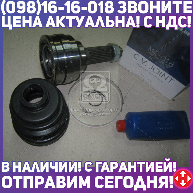 ⭐⭐⭐⭐⭐ ШРУС комплект 626 GE8P K8,GEEP KF,RF 91-,Xedos 6,Eunos 500 CA#P 12.91-(B05/23*56*28*78) (производство  H.D.K.)  MA-018