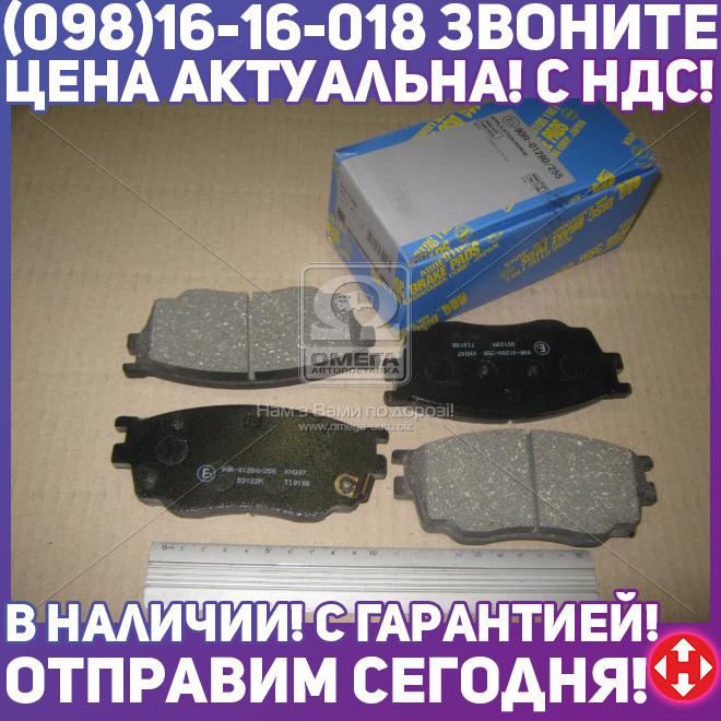 ⭐⭐⭐⭐⭐ Колодки тормозные Mazda 6, Atenza (производство  MK Kashiyama)  D3122MH