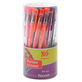 "Ручка гелевая ""Neon"" 30 цв./тубус, фото 2"
