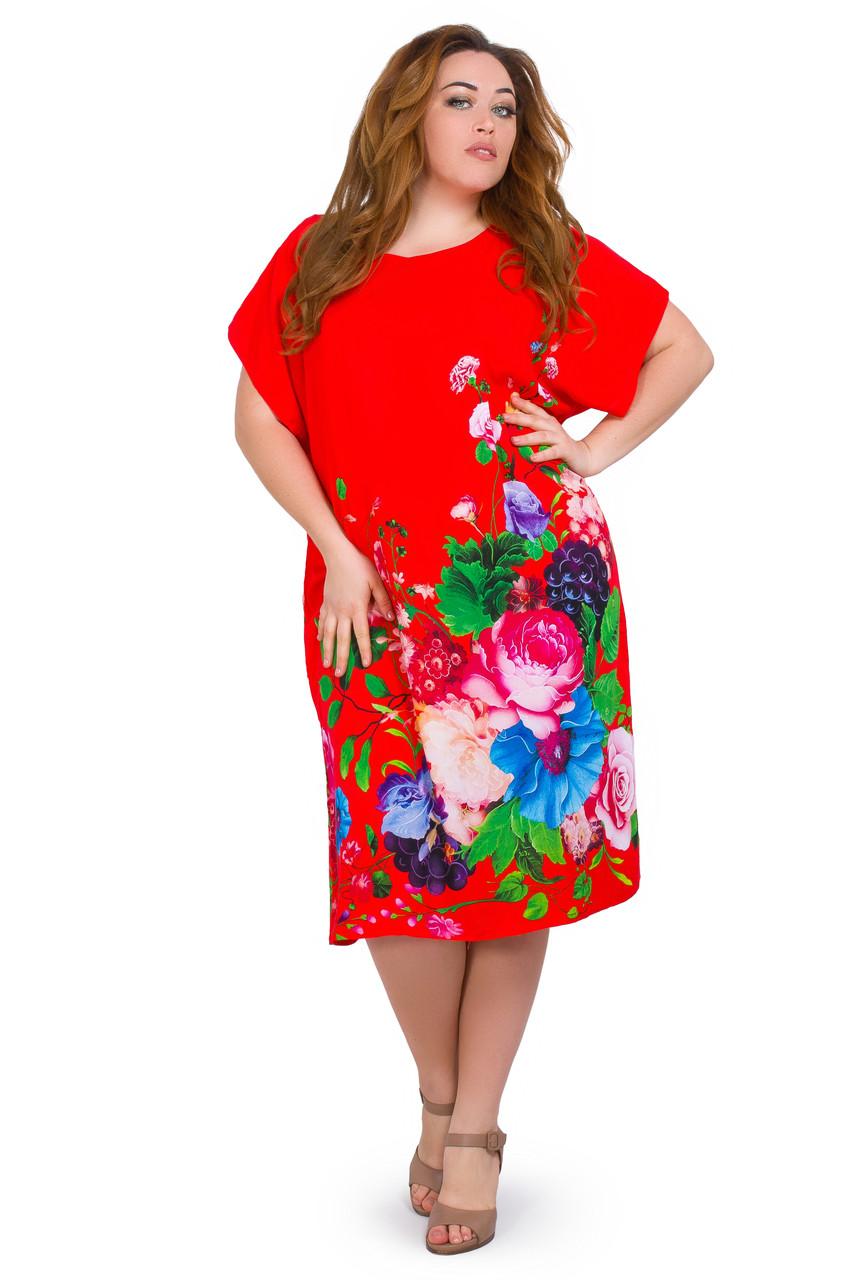 Женское повседневное платье 012-5