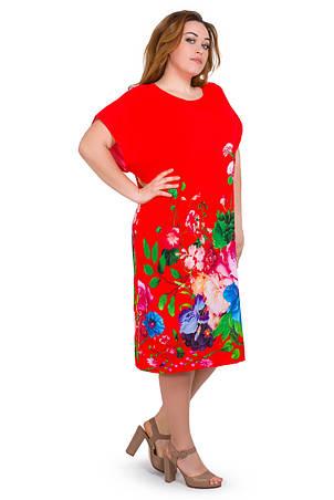 Женское повседневное платье 012-5, фото 2