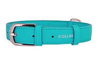 Ошейник Collar Glamour без украшений, ширина 0,9 см длина 19-25 см , фото 1