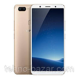 Смартфон Vivo X20 Gold 4/64gb Qualcomm Snapdragon 660 3245 мАч