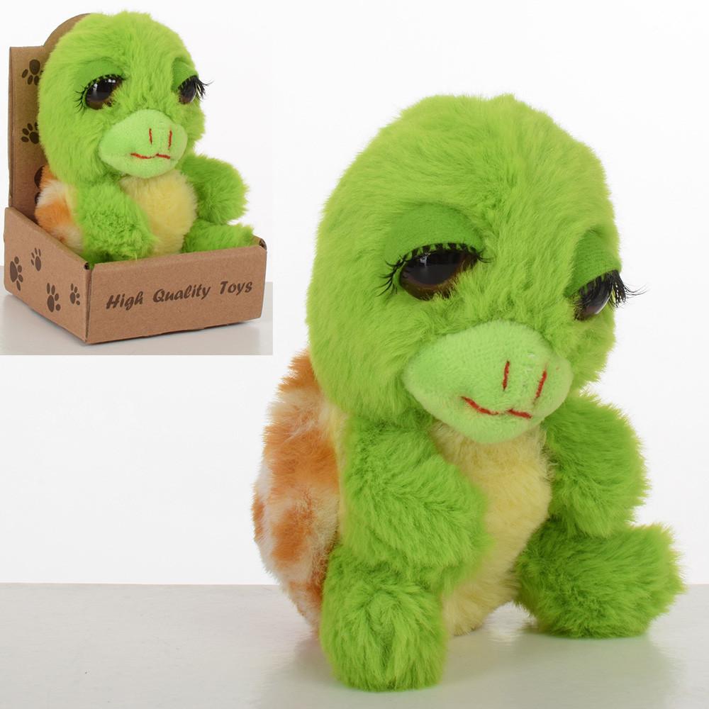 Мягкая игрушка MET10100 Черепашка, 13 см