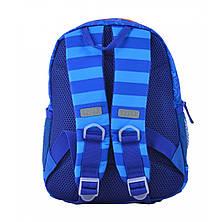 Рюкзак детский K-20 Football, 29*22*15.5, фото 3