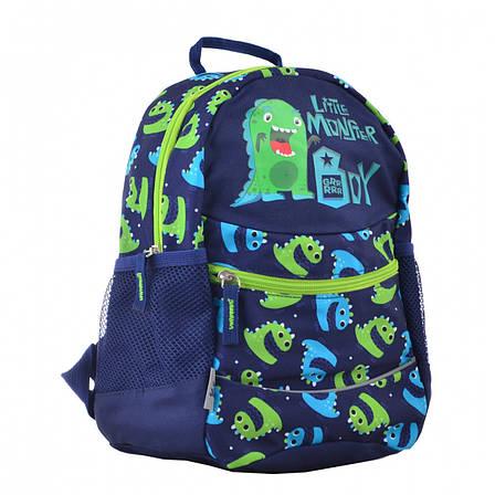 Рюкзак детский K-20 Monsters, 29*22*15.5, фото 2