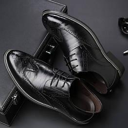Мужские туфли. Модель 409