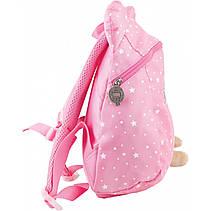 Рюкзак детский OX-17, розовый, 20.5*28.5*9.5, фото 3