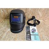 Сварочный аппарат инверторный Уралсталь ИСА ММА-340 + Сварочная маска Витязь МС-1 (хамелеон), фото 7