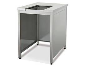 Нижний стол для аппарата для порционирования теста и закруглителя теста UTTP GGM & Комплектующие и аксессуары Тестомесы профессиональные HoReCa &