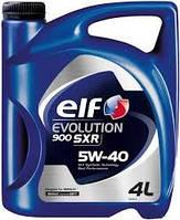 Масло моторное ELF 5w-40 evolution 900 SXR 4л