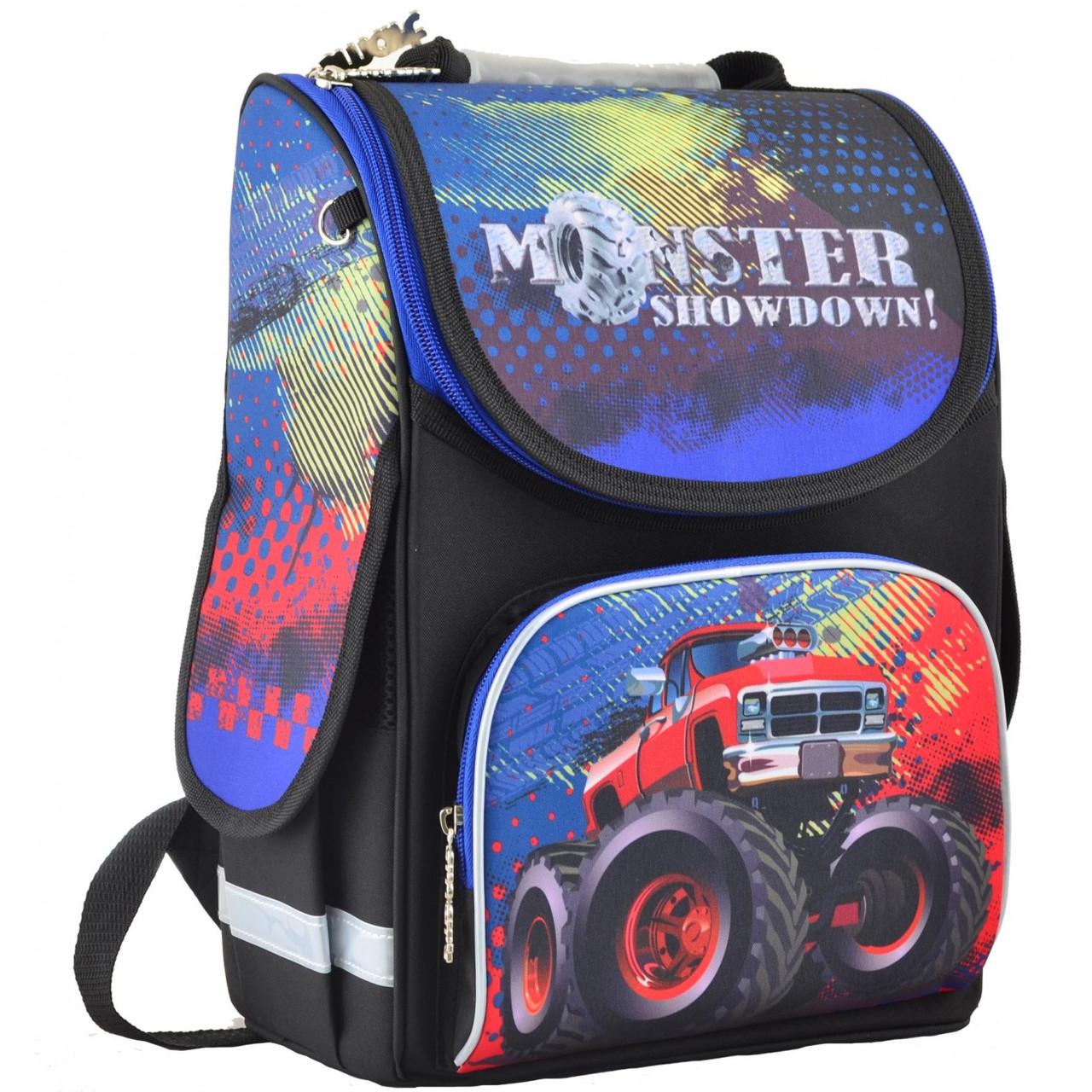 Рюкзак каркасный PG-11 Monster showdown, 34*26*14