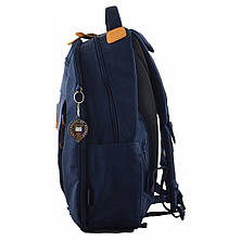 Рюкзак молодежный OX 349, 46*29.5*13, синий, фото 2