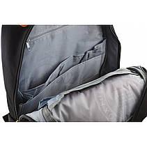 Рюкзак молодежный OX 349, 46*29.5*13, темно-синий, фото 2