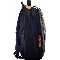Рюкзак молодежный OX 349, 46*29.5*13, темно-синий, фото 3