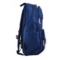 Рюкзак молодежный OX 355, 45.5*29.5*13.5, синий, фото 3