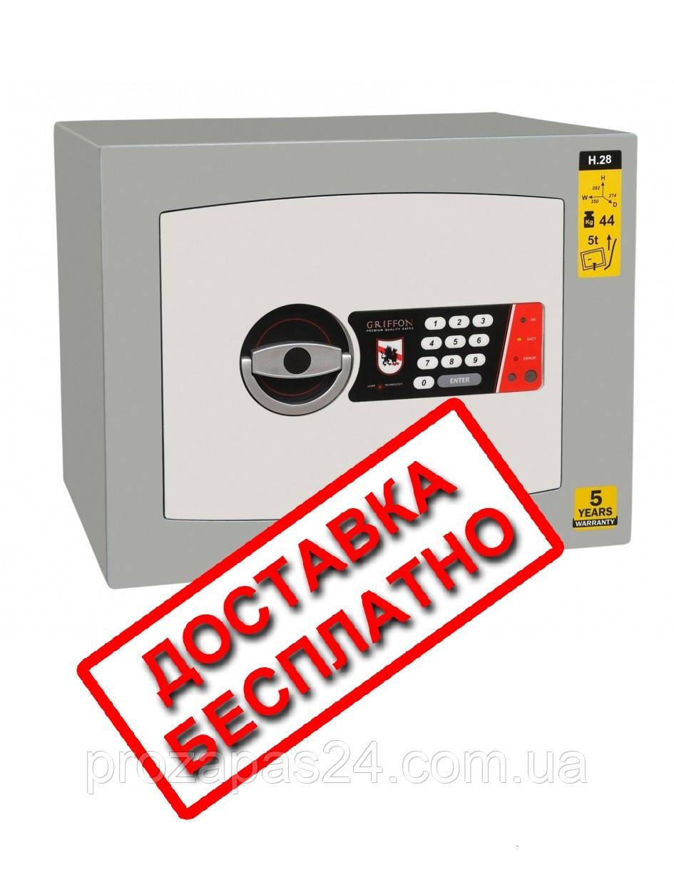 Взломостойкий сейф НG.28.Е