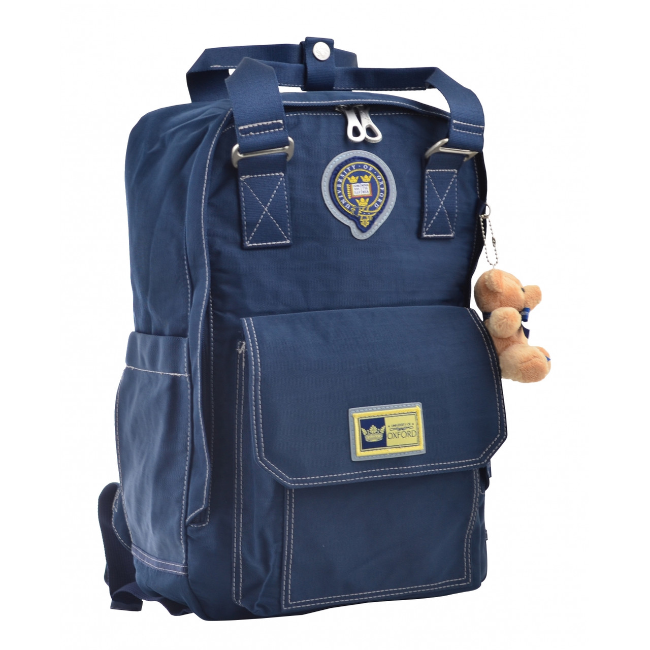 Рюкзак молодежный OX 403, 47*30.5*16.5, темно-синий