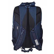 Рюкзак молодежный OX 403, 47*30.5*16.5, темно-синий, фото 3