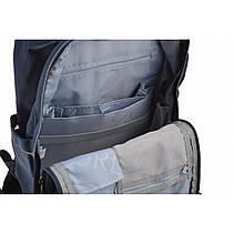 Рюкзак молодежный OX 403, 47*30.5*16.5, темно-синий, фото 2