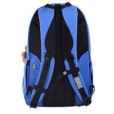 Рюкзак молодежный OX 404, 47*30.5*16.5, голубой, фото 3