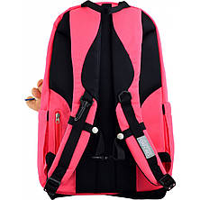 Рюкзак молодежный OX 404, 47*30.5*16.5, розовый, фото 3